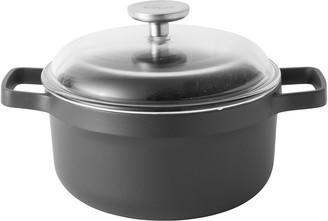 Berghoff Black Gem 7.7 Quart Covered Stock Pot