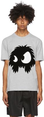 McQ Grey Chester Monster T-Shirt