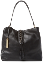 Vince Camuto Women's Ancel Leather Hobo Bag