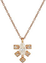 Diamond Foundry XO Barneys New York Women's Nak Armstrong Shield Pendant Necklace