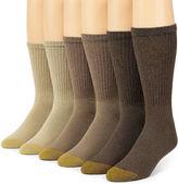 Gold Toe 6-pk. Athletic Crew Socks