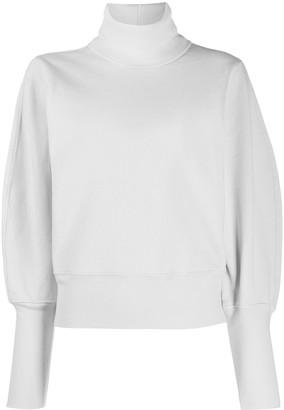 AGOLDE Roll-Neck Sweatshirt