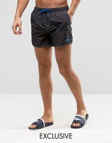 HUGO BOSS BOSS By Lobster Swim Shorts In Black