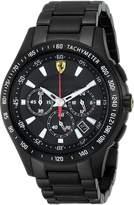 Ferrari Men's 0830046 Scuderia Analog Display Quartz Watch