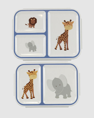 Bobbleart Bento Box Pack Safari