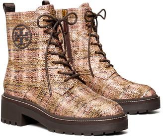Tory Burch Miller Lug Sole Platform Boot