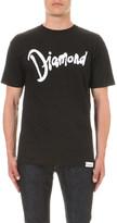Diamond Supply Co. Diamond world tour t-shirt