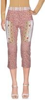 N°21 Ndegree 21 3/4-length shorts