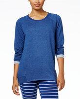Alfani High-Low Pajama Tunic, Only at Macy's