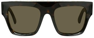 Stella McCartney 54MM Embellished Square Sunglasses