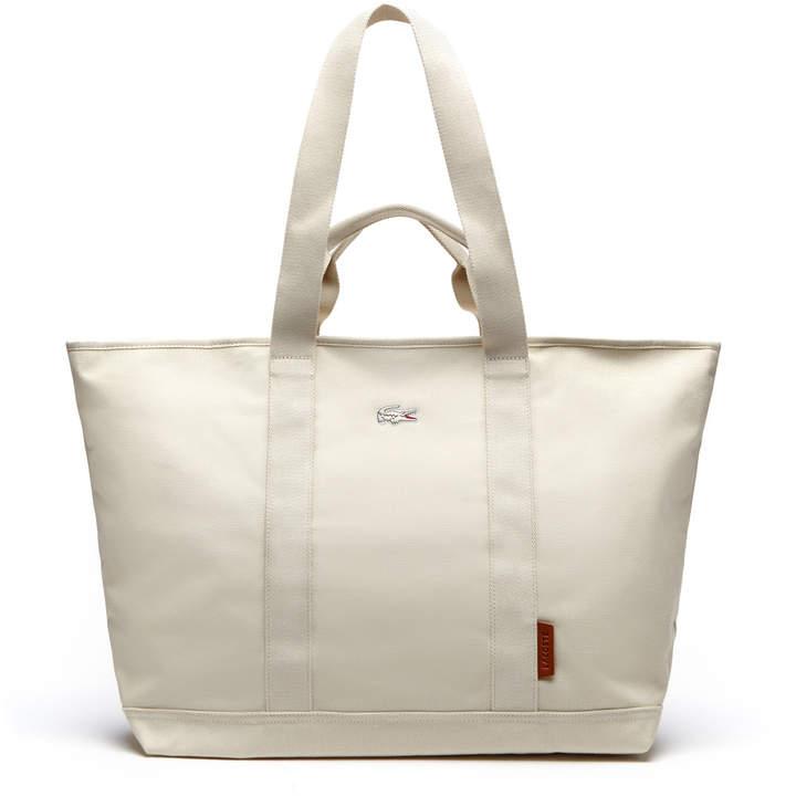Lacoste (ラコステ) - ラージサイズトートバッグ