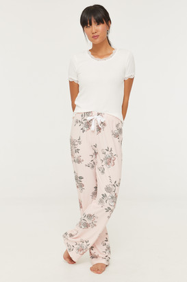 Ardene Floral PJ Pants