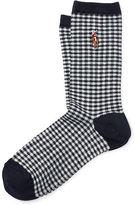 Polo Ralph Lauren Gingham Trouser Socks