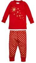 Toddler Masalababy Twinkle Star Fitted Two-Piece Pajamas