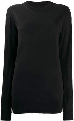 Maison Margiela crew neck knitted jumper