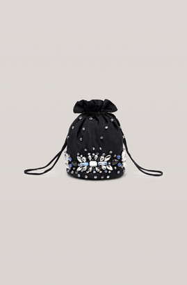 Ganni Crystals Purse