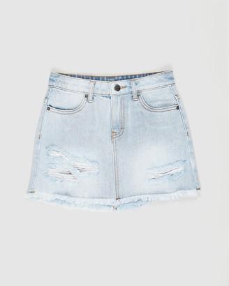 Rusty Tomorrow Denim Skirt - Teens