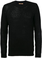 Nuur textured knit jumper - men - Acrylic/Nylon/Alpaca/Merino - 48
