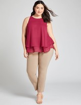 Lane Bryant Power Pockets High-Rise Sexy Stretch Ankle Pant