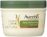 Aveeno Daily Moisturizing Body Yogurt Lotion, Vanilla and Oat, 7 Ounce