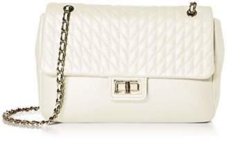 Karl Lagerfeld Paris Agyness Pebble LG Shoulder Bag