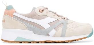 Diadora Paneled Sneakers