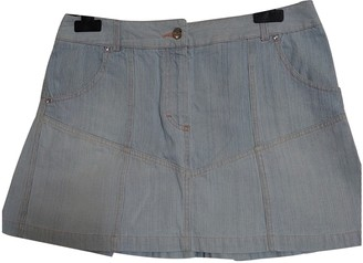 Sonia Rykiel Sonia By Blue Denim - Jeans Skirt for Women