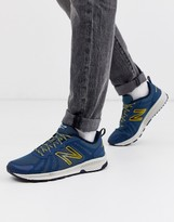 New Balance 590 trail Running sneakers in blue