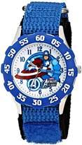 Marvel Kids' The Avengers Captain America W001538 Analog Display Analog Quartz Watch