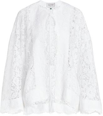 Valentino Lace Kimono Jacket