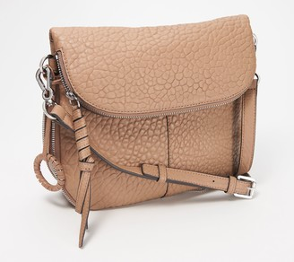 Vince Camuto Lamb Leather Crossbody Bag - Cory