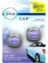 Febreze 2-Count Car Vent Clip in Midnight Storm