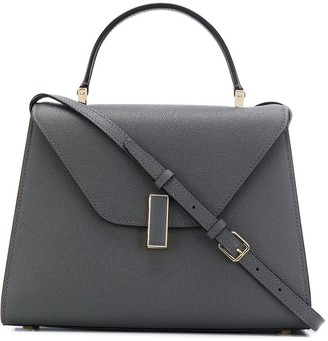 Valextra Iside Top-Handle Bag