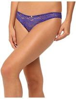 Versace Lace Slip-On Panty Women's Underwear