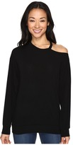 Culture Phit Tatum Open Shoulder Long Sleeve Top Women's Clothing