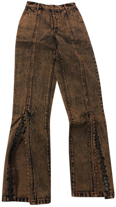 Y/Project Other Denim - Jeans Trousers