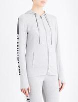 Calvin Klein Seamless logo-print jersey pyjama hoody