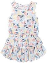 Splendid Geo Dot Print Dress (Little Girls)