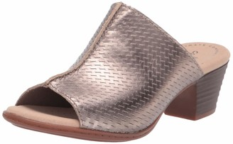 Clarks Women's Valarie Caddy Heeled Sandal