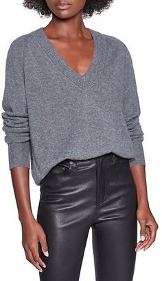 Equipment Madalene V-Neck Cashmere Sweater
