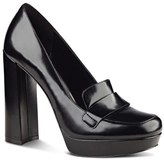 Nine West 'Dakimo' Platform Loafer Pump (Women)