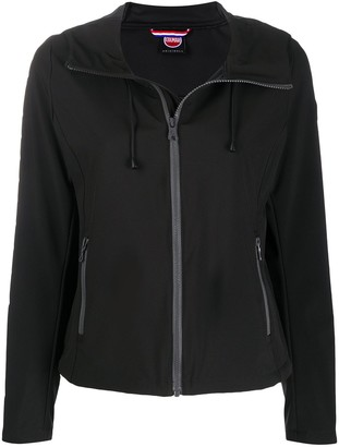 Colmar Hooded Fitted Jacket