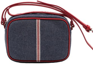 Margherita Crossbody Denim & Leather