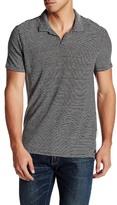 Onia Shaun Linen Polo Shirt