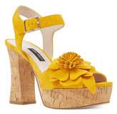 Nine West Women's Winflower Platform Sandal