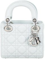 Christian Dior 2015 Mini Lady Bag