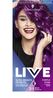 Schwarzkopf Live Colour Ultra Bright 094 Purple Punk