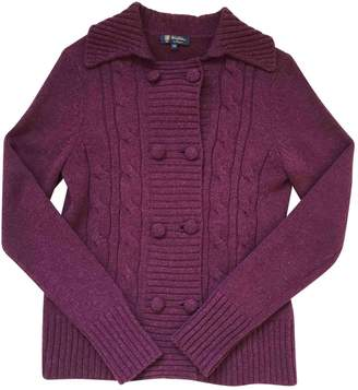 Brooks Brothers \N Burgundy Wool Knitwear for Women