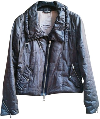 Hogan Anthracite Jacket for Women