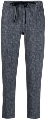 Circolo 1901 Mid-Rise Slim-Fit Trousers